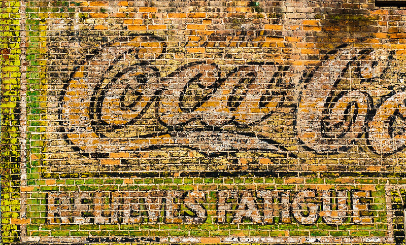 Coca-Cola Relieves Fatigue, Ogden, Utah, 2000