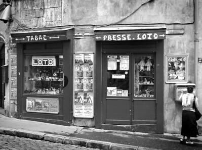 Tabac Shop