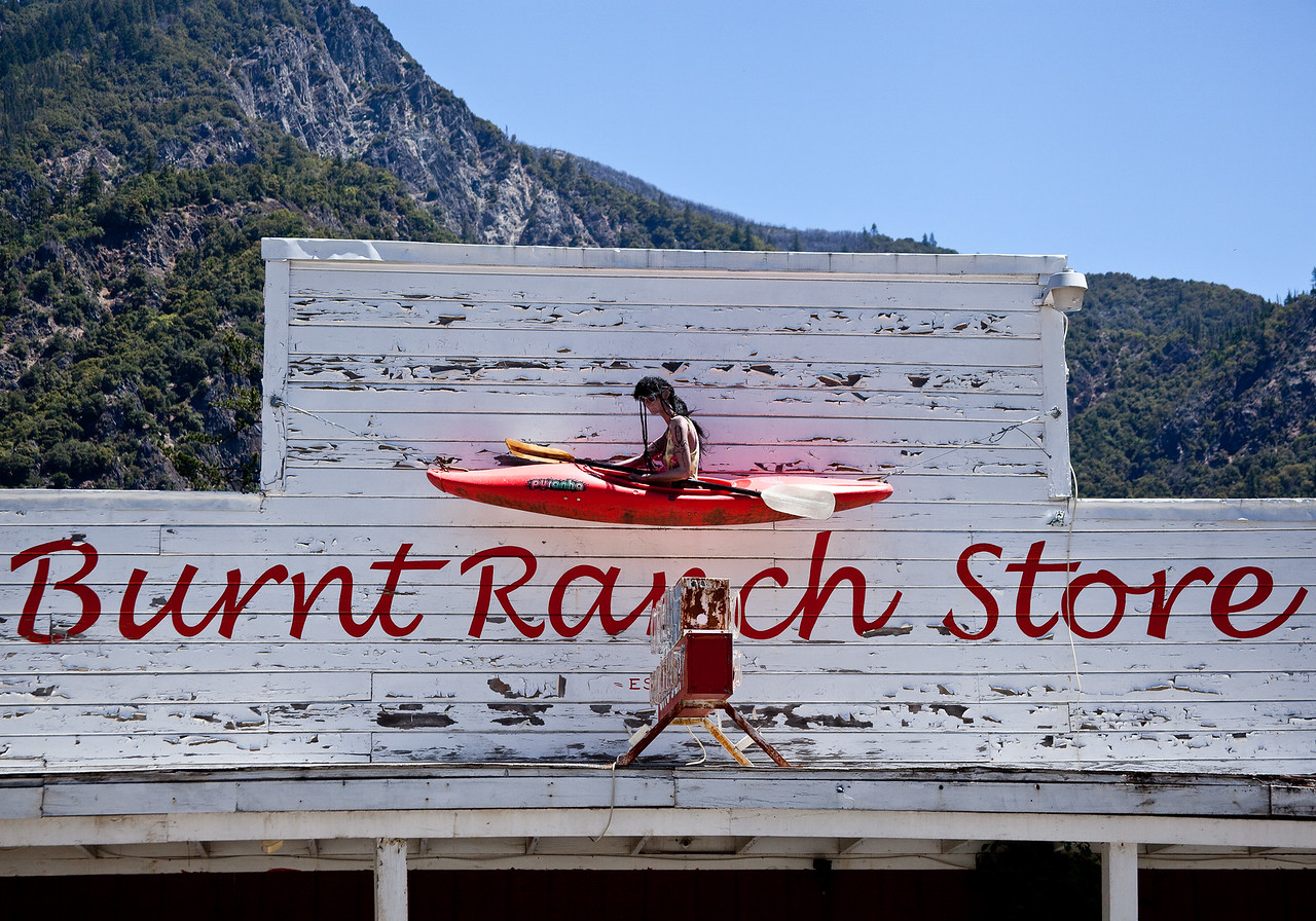 Burnt Ranch Store