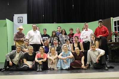 """English Valleys Drama Presents """"The Games Afoot"""""""