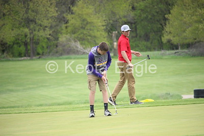Sectional Golf @ New London - May 10, 2019