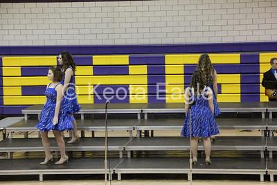Keota EagleRock Show choir competition