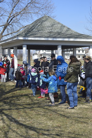 Keota Easter egg Hunt 2018