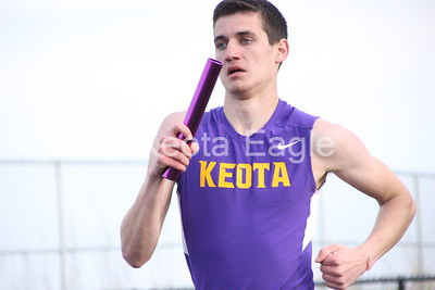 Keota @ Sigourney Relays - April 23, 2019
