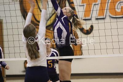 Keota Volleyball @ SICL Triangular 10/10/17