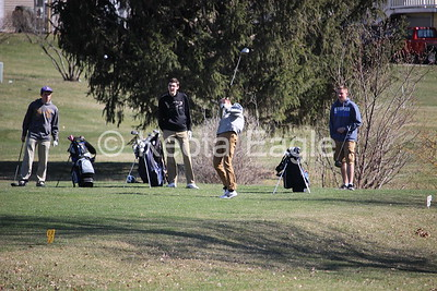 Keota golf @ Belle Plaine - April 19, 2018