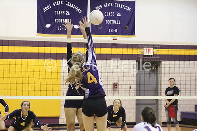 Keota vs English Valleys (VB) - Sept. 17, 2018