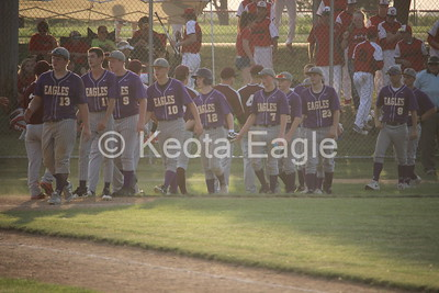 Keota vs IMS @ Cardinal (Districts) - July 10, 2018