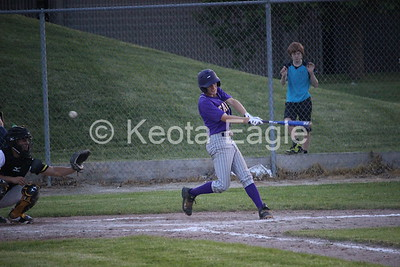 Keota vs Sigourney - May 25, 2018