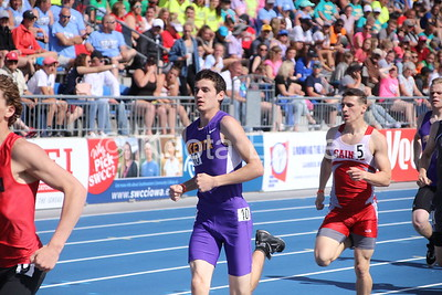 State track - May 16-18, 2019