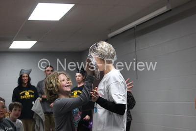 Pi Day at Sigourney Elementary School