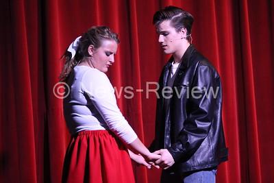 Sigourney Drama Presents Grease (Act I)