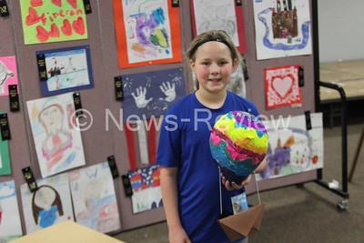 Sigourney Elementary Art Show