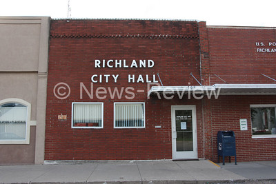 Richland City Hall, October 2018