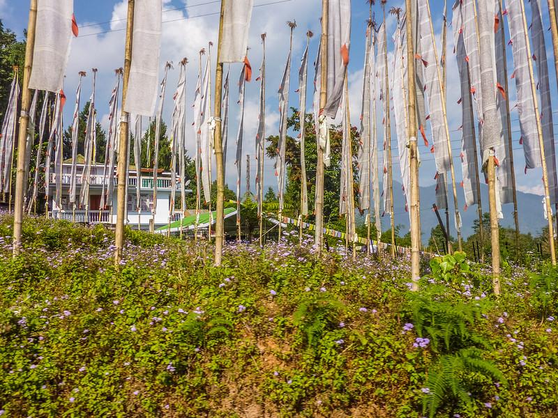 Rumtek Tibetan Buddhist Monastery, Gangtok, Sikkim