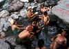 The hot spring at Borong, South Sikkim