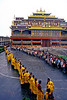 Ralang Monastery - The birthday of Guru Padmasambhava June 2004