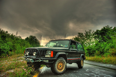 Cherokee Route 61 HDR