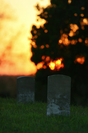 Southern cemetery's provide some great opportunities for photos. A beautiful delta sunrise or sunset!