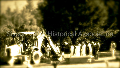 Muslim Burial at Skylawn Memorial Park in San Mateo, California