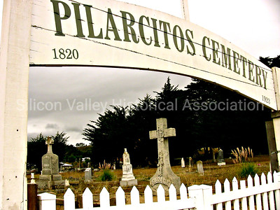 Pilarcitos Cemetery in Half Moon Bay, California