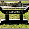 Batarse headstone at St. John's Cemetery in San Mateo, Califoria