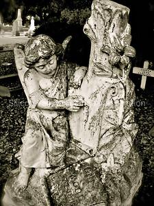 Agnes Wood 1874-1916: Holy Cross Cemetery, Menlo Park, California