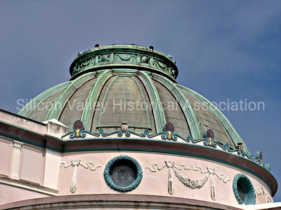 Roof of the San Francisco Columbarium