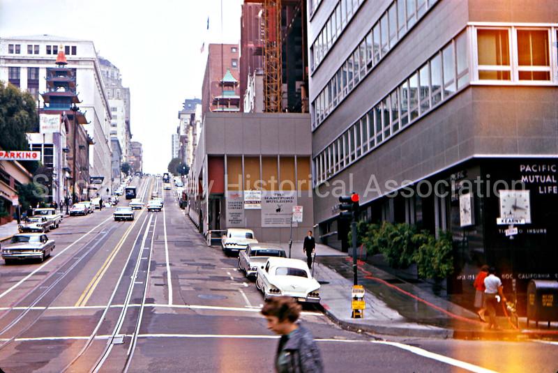 San Francisco 1963 Kearny Street
