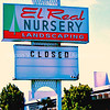 El Real Nursery Landscaping in Santa Clara, California - Closed for business in 2009