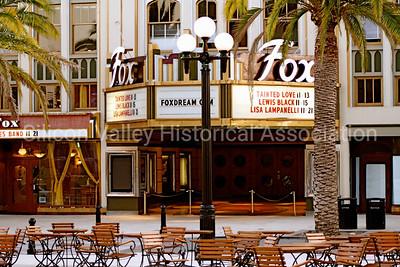 Fox Theatre in Redwood City, California