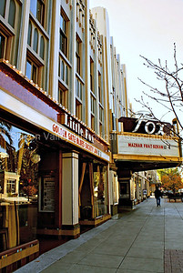 Little Fox Theatre in Redwood City, California