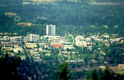 Downtown Palo Alto in 1998