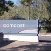 Comcast signage in San Jose, California