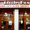 Little Fox Theatre Golden Gate Blues Society Jam - Redwood City, California