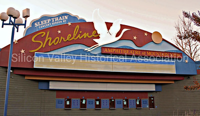 Shoreline Amphitheatre at Mountain View ticket counters