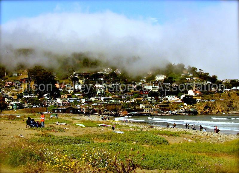 Coastline Community in Pacifica, California