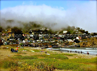 Coastline Community in Pacifica, California
