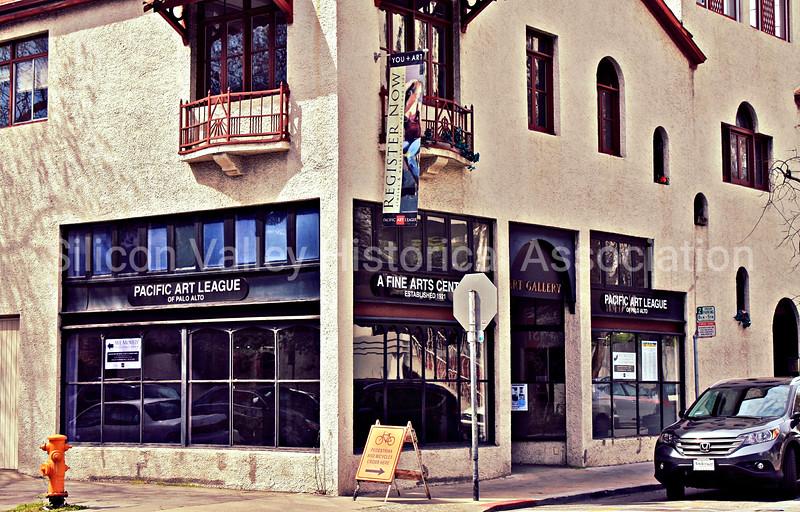 Pacific Art League of Palo Alto