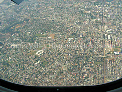 Bird's Eye View of San Jose, California in 2006