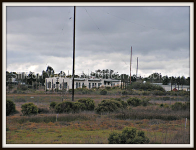 MacKay Radio Station at the Palo Alto Baylands