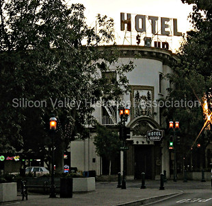 Sequoia Hotel in the Redwood City, California