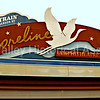 Shoreline Amphitheatre at Mountain View signage