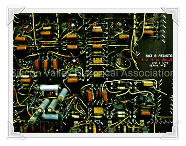 303 B Register Circuits