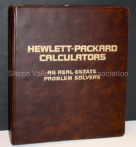 1970s Hewlett-Packard calculators as Real Estate Problem Solvers Guide