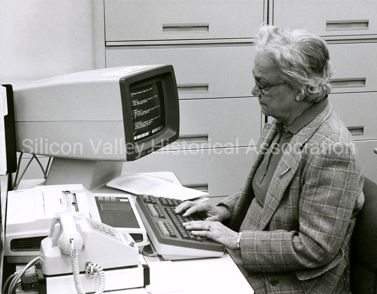 1970s Data processing