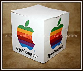 Vintage 1990s Apple Computer Paper Block Pad