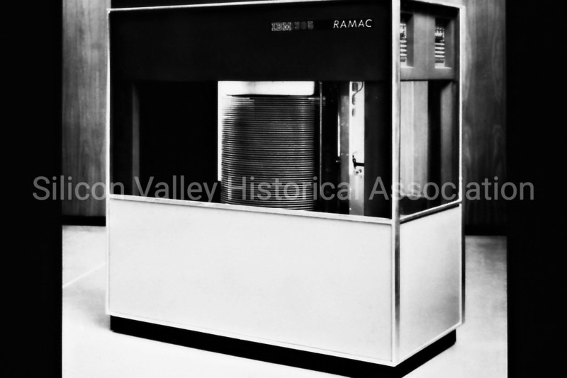 IBM 305 RAMAC Machine