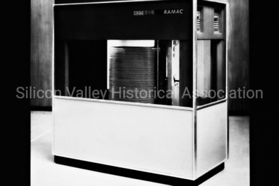 IBM 305 RAMAC Machine