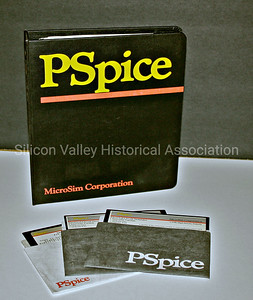 1986 PSpice software from the MicroSim Corporation